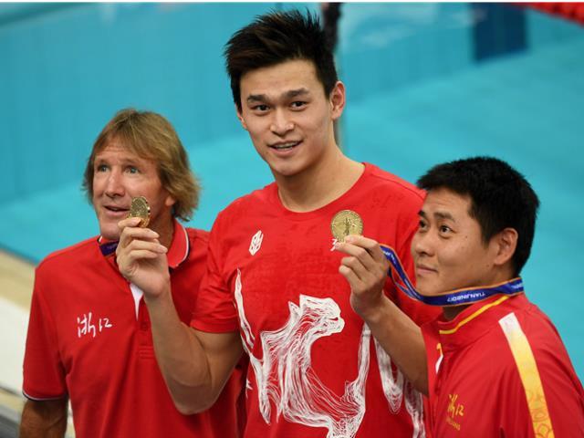 金牌与成长同在孙杨全运会展现成熟